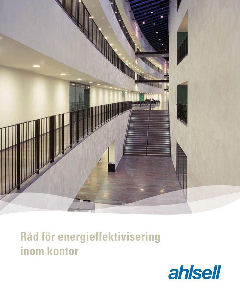 Råd för energieffektivisering inom kontor